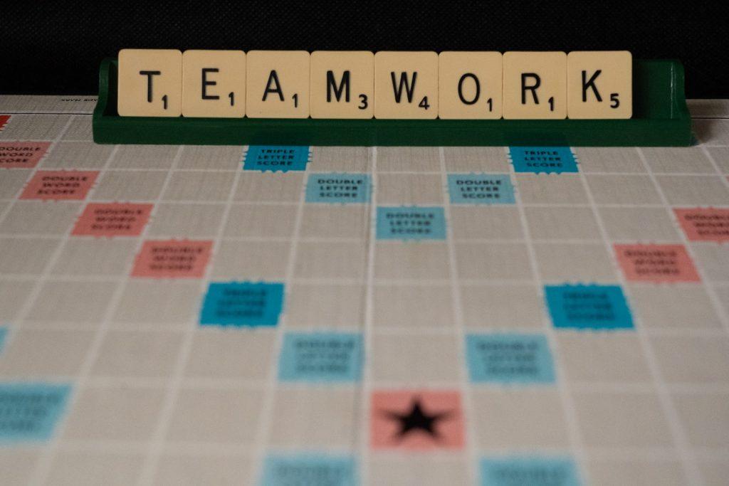 Zusammenarbeit, Teamwork